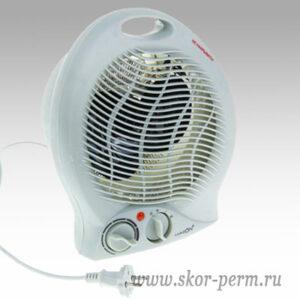 Тепловентилятор Luazon 1000/2000 Вт