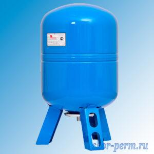 Бак расширительный WESTER WAV-80 для водоснабжения 80 л мембранный