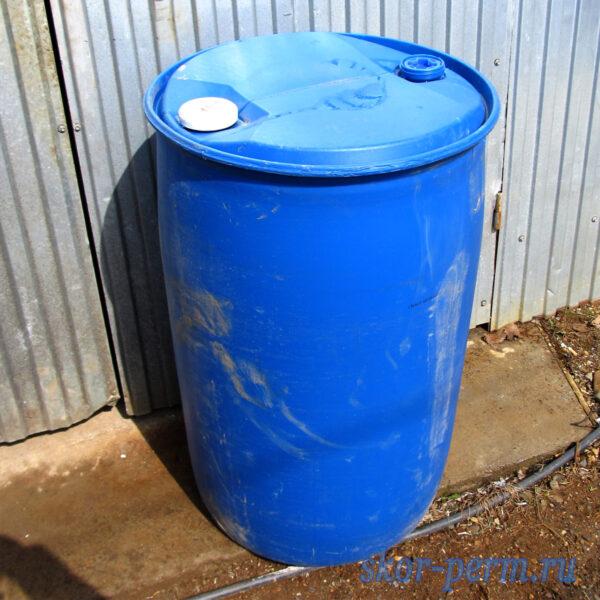 Бочка пластиковая 227 литров