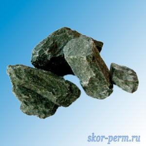 Камни для банных печей ДУНИТ (20 кг)