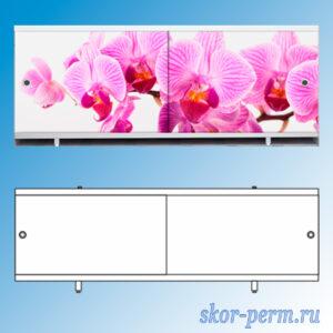 Экран для ванны Ультралегкий 1,5 м