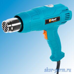 Фен технический BORT BHG-2000X электрический
