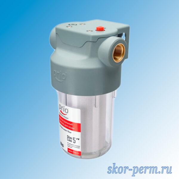 Магистральный фильтр механической очистки AU120