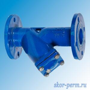 Фильтр магнитный фланцевый Ду65
