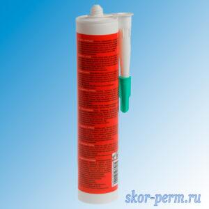 Герметик SOUDAL Profil универсальный силиконовый 270 мл прозрачный