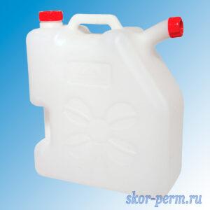 Канистра со сливом 22 литров