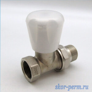 Клапан для радиаторов прямой 15 STI