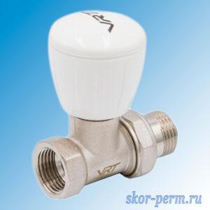 Клапан для радиаторов прямой 15 VERTUM