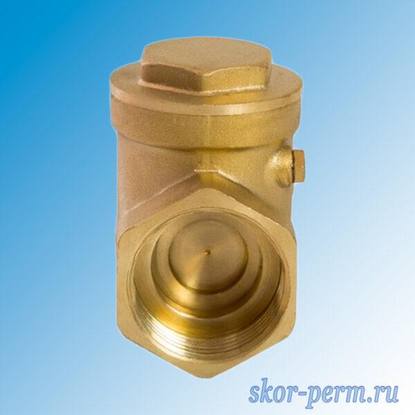 Клапан обратный лепестковый VERTUM 25