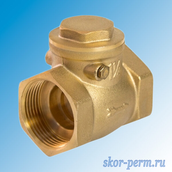 Клапан обратный лепестковый VERTUM 32