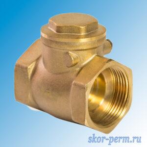 Клапан обратный горизонтальный 32 VERTUM