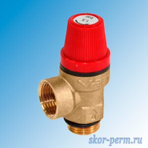 Клапан предохранительный VERTUM 1,5 бар