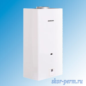 Колонка газовая MIZUDO ВПГ 2-11 ЭМ (11 л)