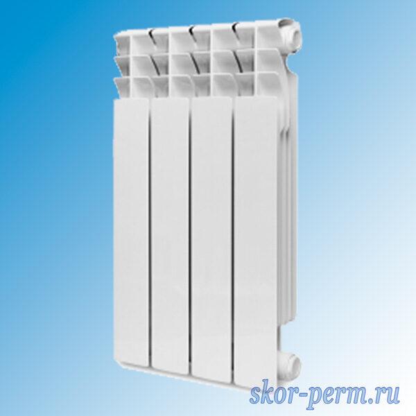 Радиатор биметаллический Konner Bimetal 80