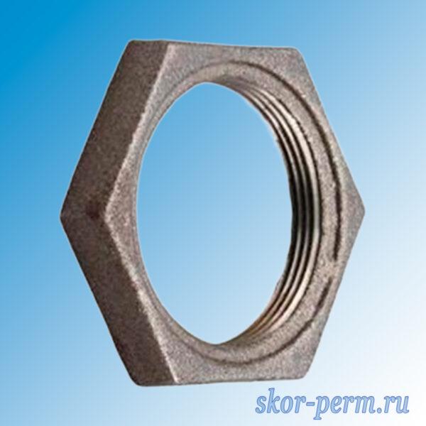 Контргайка стальная