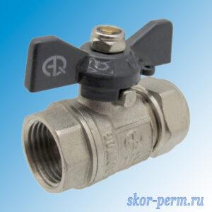 Кран для металлопластиковых труб 16х1/2″ AQUALINK Ц-ВР