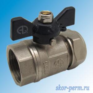 Кран для металлопластиковых труб 20х3/4″ AQUALINK Ц-ВР