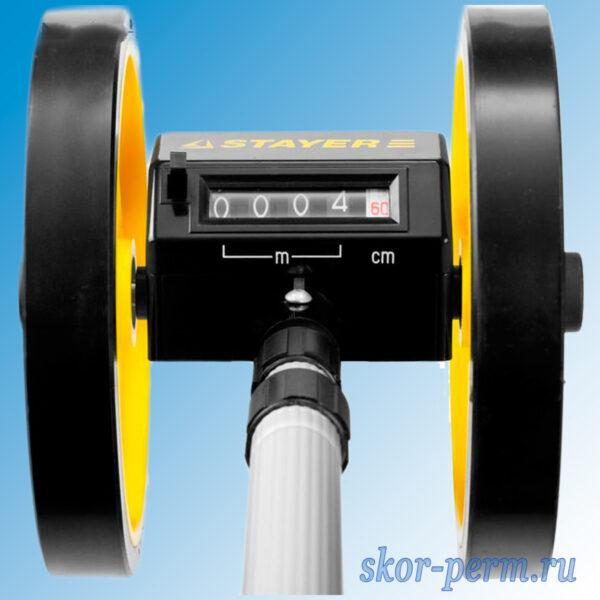 Колесо измерительное (курвиметр) STAYER Professional