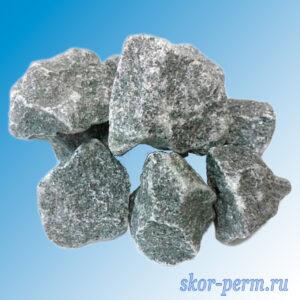 Камни для банных печей КВАРЦИТ (20 кг)