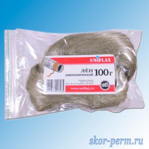 Лен упаковка UNIFLAX (100г)