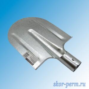 Лопата для рыхления без черенка