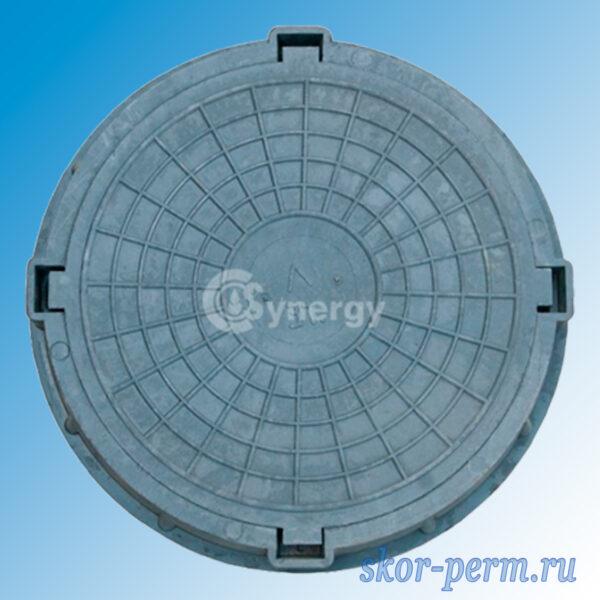 Люк полимерпесчаный легкий 30 кН