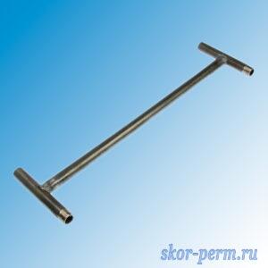Мост-байпас (подцепка) для радиатора под сварку