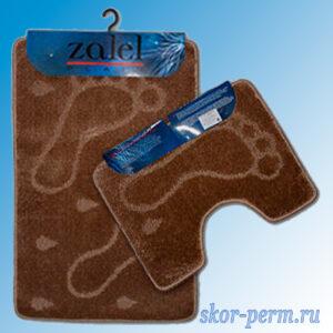 Набор ковриков для ванной 2 предмета