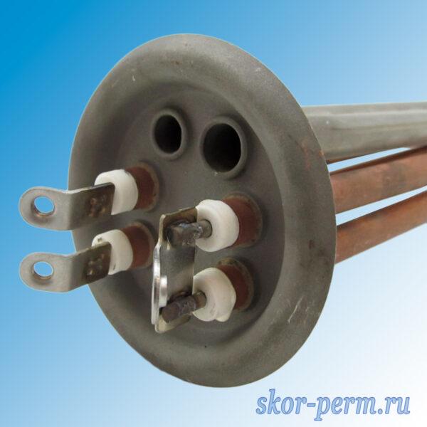 Нагревательный элемент RF 2,0 кВт (1,0+1,0 кВт) анод М4 контакт М4