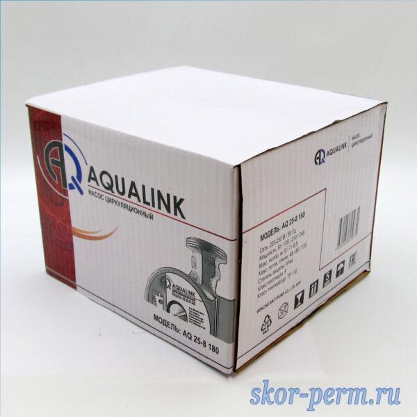 Насос циркуляционный AQUALINK AQ 25