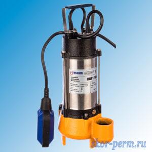 Насос дренажный BELAMOS DWP 250 для грязной воды (250Вт, 9000л/ч, 7,5м, кабель 10м)
