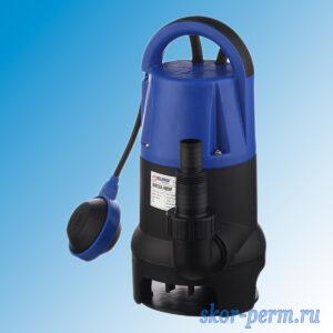 Насос дренажный BELAMOS Omega 40 SP для грязной воды (220В, 400Bт, 7500л/ч, кабель 10м)