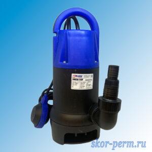 Насос дренажный BELAMOS Omega 75 SP для грязной воды (220В, 750Bт, 13000л/ч, кабель 10м)