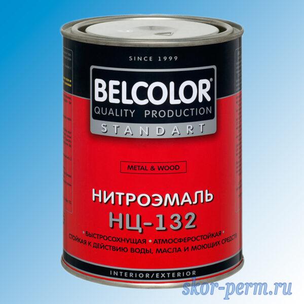 Нитроэмаль НЦ-132 Belcolor