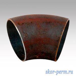Отвод стальной крутоизогнутый 45° Ду 108х4,0 приварной