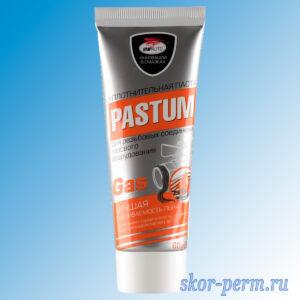 Паста уплотнительная PASTUM GAS 60г