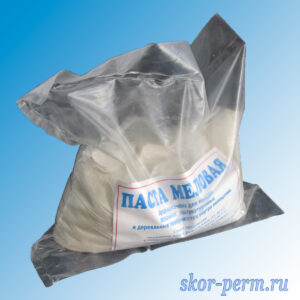 Паста меловая, уп. 2 кг