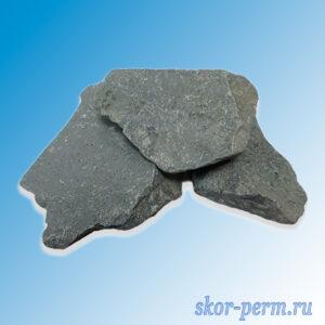 Камни для банных печей ПОРФИРИТ (20 кг)