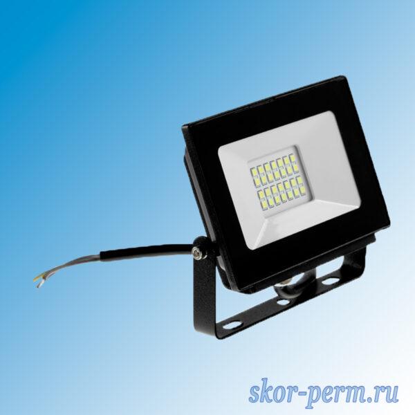 Прожектор светодиодный плоский 20 Вт