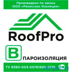 ROOFPRO B пароизоляция, 30 м2