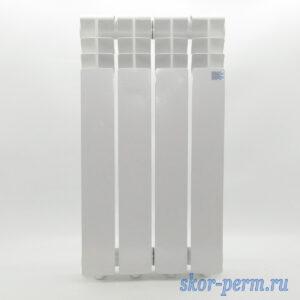 Радиатор алюминиевый STI 500/80 (135 Вт)