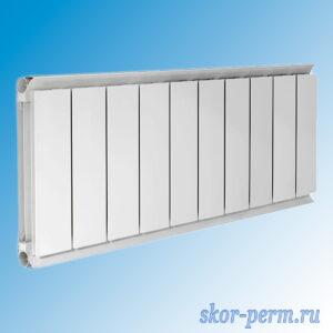 Радиатор алюминиевый ТЕРМАЛ РАП-300-10 (0,920 кВт)