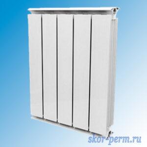 Радиатор алюминиевый ТЕРМАЛ РАППТ-500-10 (1,650 кВт)