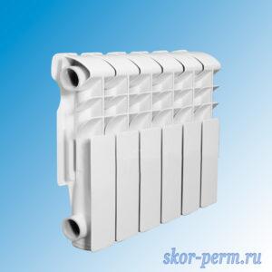 Радиатор алюминиевый VALFEX OPTIMA 80/350 (117 Вт)