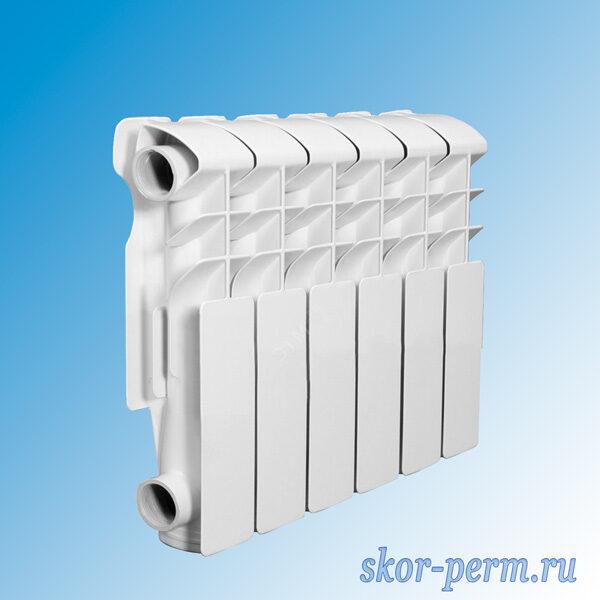 Радиатор алюминиевый Valfex Optima Alu 350