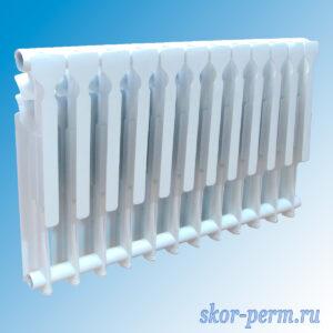 Радиатор алюминиевый BENARMO AL 96/500 (1536 Вт) 12 сек