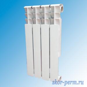 Радиатор биметаллический FALIANO 75/500 (120 Вт)