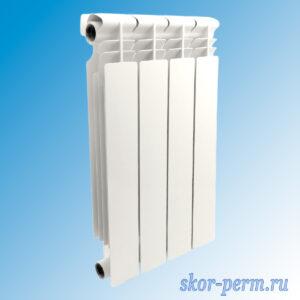 Радиатор биметаллический VALFEX Base Bm 500 L (147 Вт)