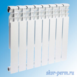 Радиатор биметаллический VALFEX OPTIMA 80/500 (125 Вт)