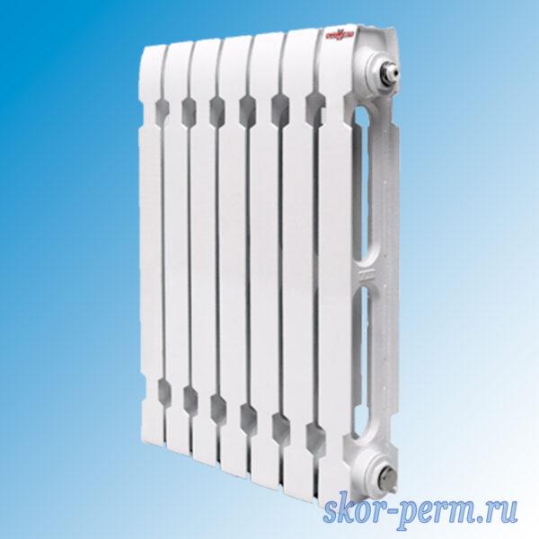 Радиатор чугунный секционный Konner Modern 500